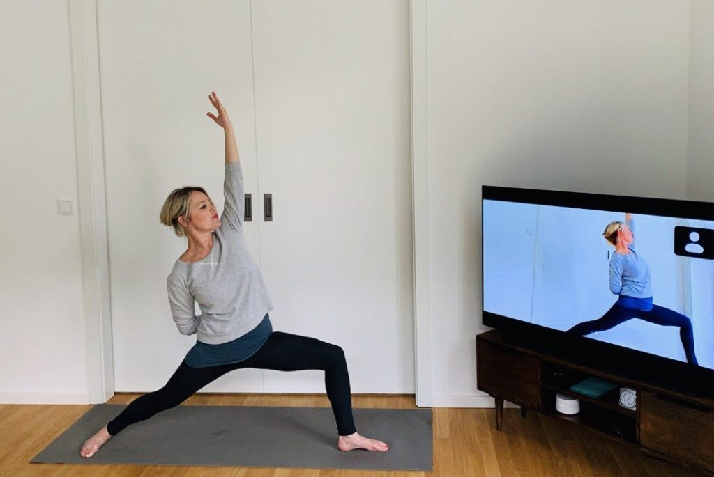 Online Yoga Frankfurt